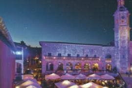 Vuelve el Christmas Market al Pueblo Español