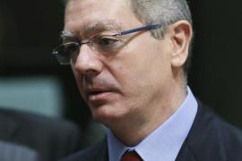 Gallardón no comenta el indulto de Matas