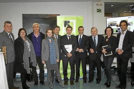 Entrega de premios de Joves Empresaris