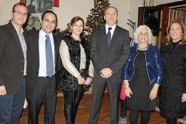 Fiesta 'Rosa del mar' organizada por Fundación Respiralia