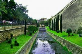 torrente de sa Riera en Palma de Mallorca