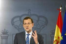 Rajoy: «La consulta no se va a celebrar, es inconstitucional»