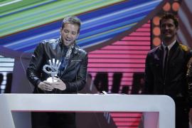 Alborán acapara los premios 40 Principales