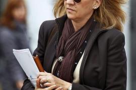 Manos Limpias pide al juez Castro que impute a la Infanta