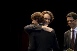 Nadal entregará el premio Juan Antonio Samaranch a Carlos Moyá