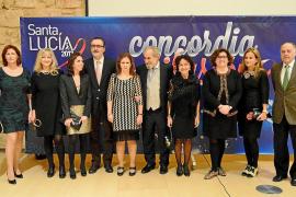 La ONCE de Balears celebró en Palma el acto final del 75 aniversario de su labor