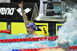 Belmonte, oro y récord de los Campeonatos de Europa en los 400 estilos