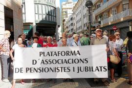 En Balears hay 2,91 trabajadores en activo por cada pensionista