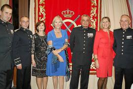 Cena de gala de Infantería y Artillería