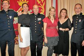 Cena de gala de Infantería
