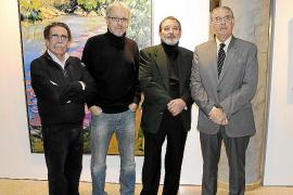 Exposición en la sede de Tesorería General de la Seguridad Social