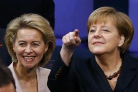 Merkel, elegida por tercera vez canciller de Alemania