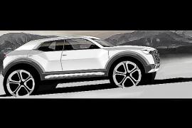 Audi confirmó la producción del Q1 a partir del año 2016