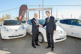 """Nissan apoya iniciativas para vehículos """"cero emisiones"""""""