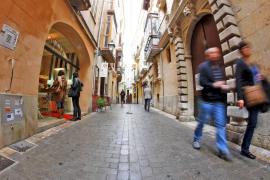 calle Sant Feliu de Palma de Mallorca