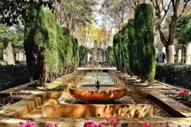 Jardines de s'Hort del Rei en Palma
