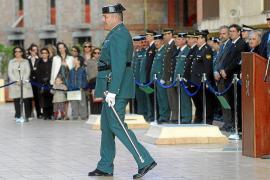 Barceló, nuevo jefe de la Guardia Civil
