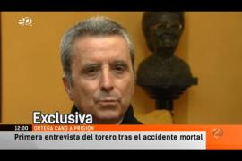 Ortega Cano insiste en que no había bebido la noche del accidente