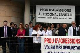 Condenado a un año de cárcel por agredir al médico que le atendía en el PAC de Santa Maria