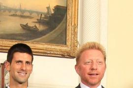 Boris Becker se convierte en el entrenador jefe de Novak Djokovic