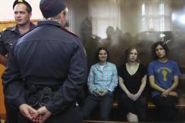 Rusia aprueba una amnistía que beneficiaría a los activistas de Greenpeace y a las Pussy Riot