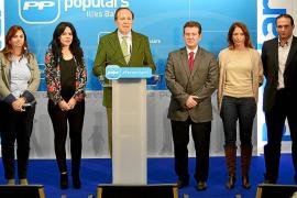 Rodríguez advierte a Isern de que no es el momento de anunciar candidaturas