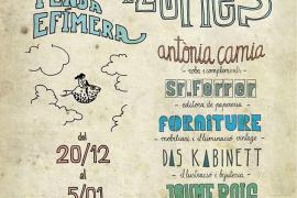 Almacén de Salazones: una creativa y efímera 'pop up store' en Palma