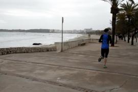 La lluvia vuelve a Balears por Navidad