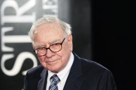 Warren Buffett ganó 27 millones de euros diarios en 2013