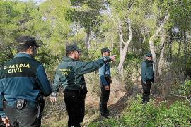 La Guardia Civil reconstruye de nuevo los últimos pasos de Malén Ortiz en Magaluf