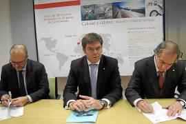 Sant Joan de Déu se integra en la red hospitalaria pública de Balears
