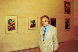 Fallece Joan Barbarà, el grabador de Miró