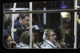 Unos 80 heridos al caer el techo de un teatro del West End de Londres