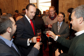 Bauzá, convencido de que el nuevo año será mejor que 2013 y 2012