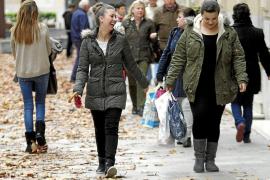 Las compras navideñas repuntan por primera vez desde que empezó la crisis