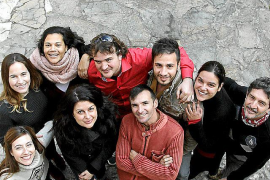 El 'Microteatre' más «familiar» llena de fantasía el Poble Espanyol de Palma