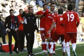 El Sevilla se lame las heridas de la Copa ganando al Villarreal
