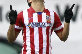 El Atlético y Diego Costa presionan al Barça con una sufrida victoria