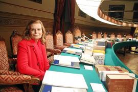 Carme Riera se estrena en la RAE con el estudio del sexismo en el lenguaje