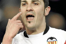 El Barça paga 42 millones por David Villa