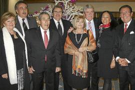 Despedida de Enrique Antón