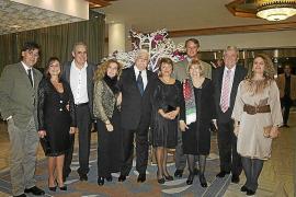 Despedida de Enrique Antón en el hotel Valparaíso