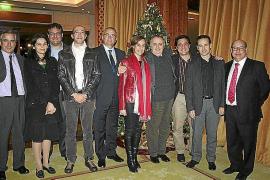 Cena de Navidad del Colegio de Economistas
