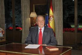 El Rey defiende la unidad de España y asume la exigencia social de ejemplaridad