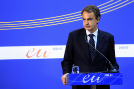Zapatero admite su intención de subir impuestos pero sólo a rentas muy altas