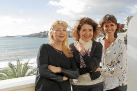 Tres 'hermanas' muy «diferentes» se reúnen por Navidad en Palma