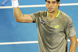 David Ferrer pone a prueba a Nadal
