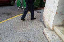 Un hombre herido por arma blanca en Palma