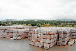 El ladrillo ibicenco  apuesta por la biomasa