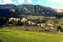 valle de orient en Mallorca
